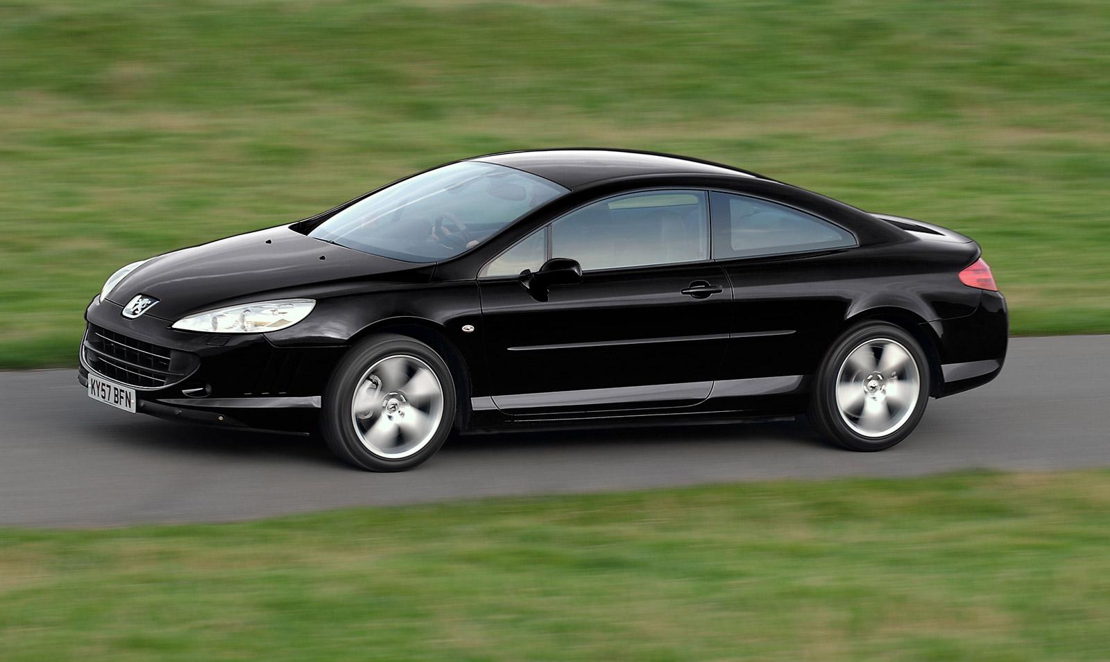 #1528 Peugeot 407 2005-11
