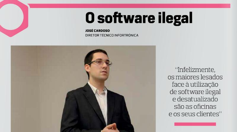 O Software Ilegal | Revista Pós-Venda