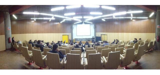 Seminário Técnico Autodata na Universidade do Algarve