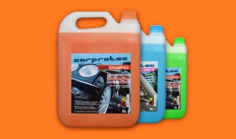 Carprotec Shampoo