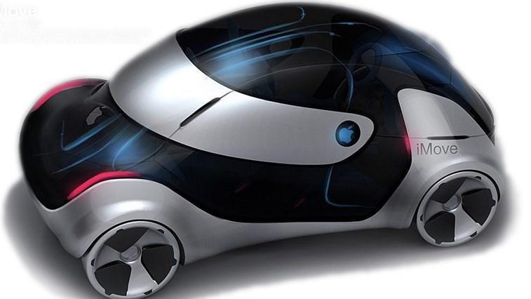 Titan carro elétrico autónomo da Apple