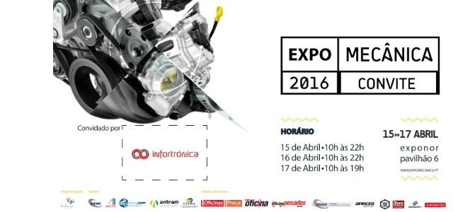 Infortrónica na Expo Mecânica, Exponor