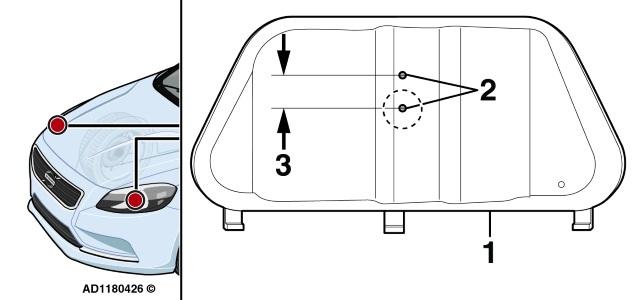 #1625 Condensação nos faróis no Volvo V40